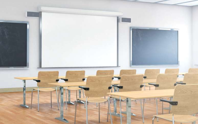 example of a classroom that ServiceMaster Clean of Albuquerque can clean