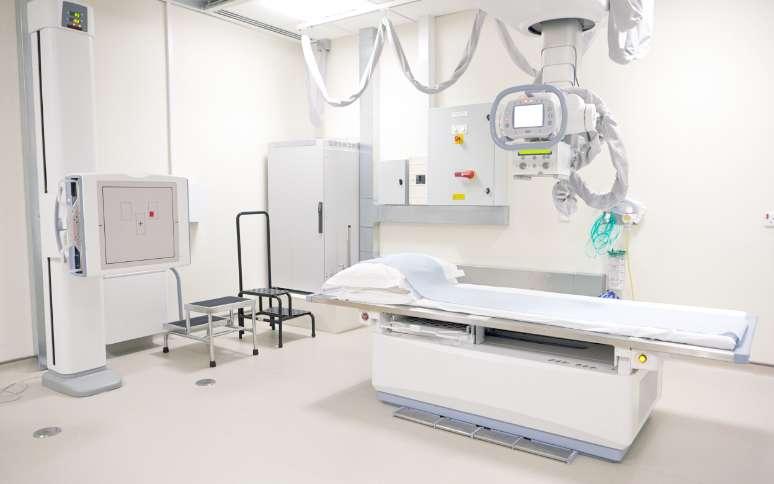 Healthcare Equipment Room