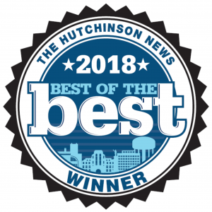 2018 Hutchinson's Best Carpet Cleaner Award