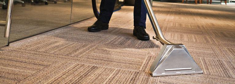 Carpet Vacuum Cleaner on Carpet